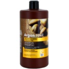 Dr. Santé Argan Moisturizing Shampoo For Damaged Hair (Argan Oil and Keratin, Cleanses and Moisturizes) 1000 ml