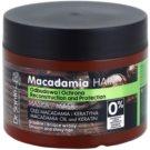 Dr. Santé Macadamia máscara cremosa para cabelo enfraquecido (Macademia Oil and Keratin, Reconstruction and Protection) 300 ml