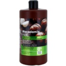 Dr. Santé Macadamia champú para cabello débil (Macademia Oil and Keratin, Reconstruction and Protection) 1000 ml