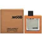 Dsquared2 He Wood Eau de Toilette für Herren 50 ml