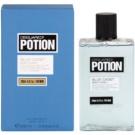 Dsquared2 Potion Blue Cadet tusfürdő férfiaknak 200 ml