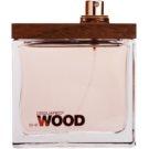 Dsquared2 She Wood parfémovaná voda tester pro ženy 100 ml