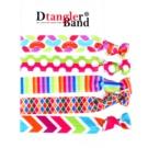 Dtangler DTG Band Set гумки для волосся 5 штук (Disco) 5 кс