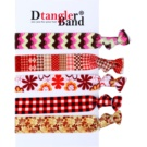 Dtangler DTG Band Set gomas para cabello 5 uds (Summer)