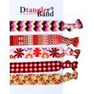 Dtangler DTG Band Set Hair Elastics 5 pcs (Summer)
