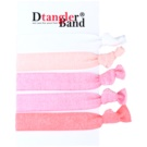 Dtangler DTG Band Set Hair Elastics 5 pcs (Light)