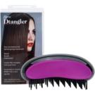 Dtangler 8pro Hair Brush (Black/Purple)
