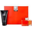 Dunhill Pursuit Gift Set I.  Eau De Toilette 75 ml + Aftershave Balm 150 ml
