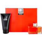 Dunhill Pursuit Gift Set Eau De Toilette 75 ml + Aftershave Balm 150 ml