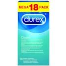 Durex Classic kondomy se základní důvěrou (Classic - Love Sex) 18 Ks