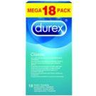 Durex Classic надеждни презервативи (Classic - Love Sex) 18 бр.