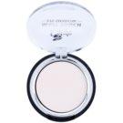 E style Matt Touch Matter Lidschatten Farbton 01 White Coffee 6 g