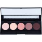 E style Perfect Harmony Palette paleta de sombras de ojos con un espejo pequeño tono 02 Charm 9,6 g
