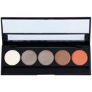 E style Perfect Harmony Palette paleta de sombras  com espelho pequeno tom 03 Gold Dreams 9,6 g