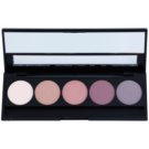 E style Perfect Harmony Palette Eye Shadow Palette With Mirror Color 07 Purple Rain 9,6 g