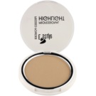 E style Professional Highlight Professional Highlight Pressed Powder Color 02 Sunshine 12 g