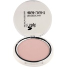 E style Professional Highlight Pudra compacta ce ofera luminozitate culoare 03 Pink Haze 12 g
