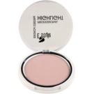 E style Professional Highlight kompaktowy pudrowy rozświetlacz odcień 03 Pink Haze 12 g