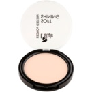 E style Soft Shining pudra compacta iluminatoare pentru o nuantare perfecta a tenului culoare 01 Nude 12 g