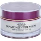Efektima Institut Diamond Premium +45 Regenerating Night Cream With Anti-Wrinkle Effect (Diamond Particles, Hyaluronic Acid, Collagen and Elastin, Argan oil) 50 ml