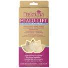 Efektima Institut Hialu-Lift maska hydrożelowa wygładzająca skórę i zmiejszająca widoczność zmarszczek
