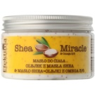 Efektima Institut Shea Miracle regeneračné telové maslo (Shea Butter & Omega 3/6 Oil) 250 ml