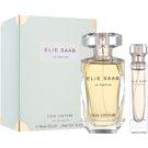 Elie Saab Le Parfum L'Eau Couture zestaw upominkowy III.  woda toaletowa 90 ml + woda toaletowa 10 ml