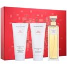 Elizabeth Arden 5th Avenue подарунковий набір III Парфумована вода 75 ml + Молочко для тіла 100 ml + Крем для тіла 100 ml