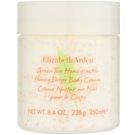 Elizabeth Arden Green Tea Honeysuckle tělový krém pro ženy 250 ml