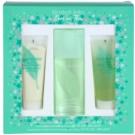 Elizabeth Arden Green Tea dárková sada XXIV. parfemovaná voda 100 ml + tělové mléko 100 ml + sprchový gel 100 ml