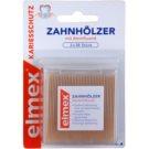 Elmex Caries Protection wykałaczki dentystyczne  3 x 38 szt.