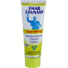 Email Diamant Code White bělicí zubní pasta (Blancheur & Brilance Protection) 75 ml