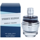 Enrique Iglesias Deeply Yours Eau de Toilette for Men 90 ml