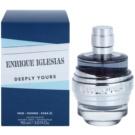 Enrique Iglesias Deeply Yours Eau de Toilette para homens 90 ml