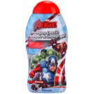 EP Line Avengers šampón a sprchový gél 2 v 1 (Natural Ingredients) 300 ml