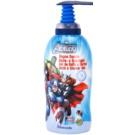 EP Line Avengers pena do kúpeľa a sprchový gél 2v1 pre deti (Bath & Shower Gel) 1000 ml