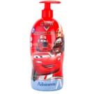 EP Line Auta 2 pěna do koupele a sprchový gel 2 v 1 pro děti (Bath & Shower Gel, Coconut) 1000 ml