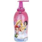EP Line Disney hercegnők Disney Princess tusoló- és fürdőgél  1000 ml