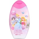 EP Line Disney hercegnők Disney Princess tusfürdő gél és sampon 2 in 1 300 ml