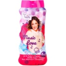 EP Line Disney Violetta Bath Foam And Shower Gel 2 In 1 (Extra Mild) 475 ml
