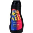 EP Line ФК Барселона FC Barcelona душ гел и шампоан 2 в 1 300 мл.