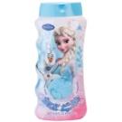 EP Line Ledové Království sprchový gel + žínka (Paraben Free) 450 ml