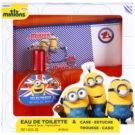 EP Line Minions Gift Set I. Eau De Toilette 30 ml + Case