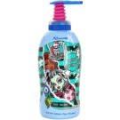 EP Line Monster High gel de ducha y para baño manteca de karité  1000 ml