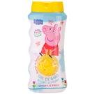 EP Line Peppa Pig Shower Gel + Wash Cloth (Paraben Free) 450 ml