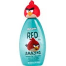 EP Line Angry Birds Red Amazing 2 in 1 gel de dus si sampon 300 ml