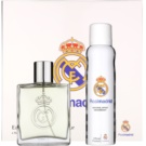 EP Line Real Madrid lote de regalo I. eau de toilette 100 ml + desodorante en spray 150 ml