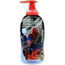 EP Line Spiderman sprchový a koupelový gel pro děti (Bath & Shower Gel Ginseng & Baobab) 1000 ml