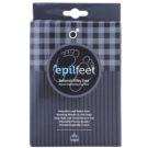 Epilfeet Men exfoliačné ponožky pre zjemnenie a hydratáciu pokožky nôh