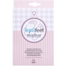 Epilfeet Women Exfoliating and Moisturising Foot Mask for Softer Feet Size 35-39 (Natural Silky Feet)